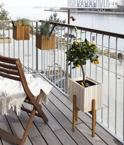 Reinventing your empty Balcony Space!
