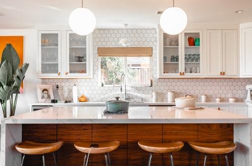 Innovative and Creative Kitchen Cabinet Design Ideas