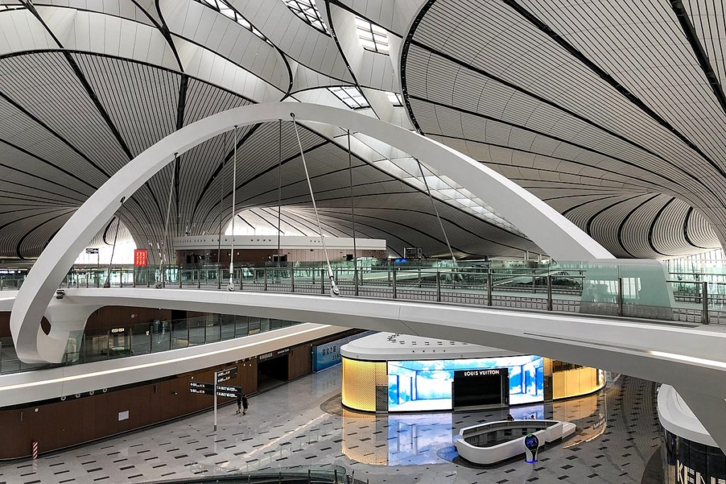 8 Interesting Facts That You Need To Know About Beijing Daxing International Airport The Arch Insider