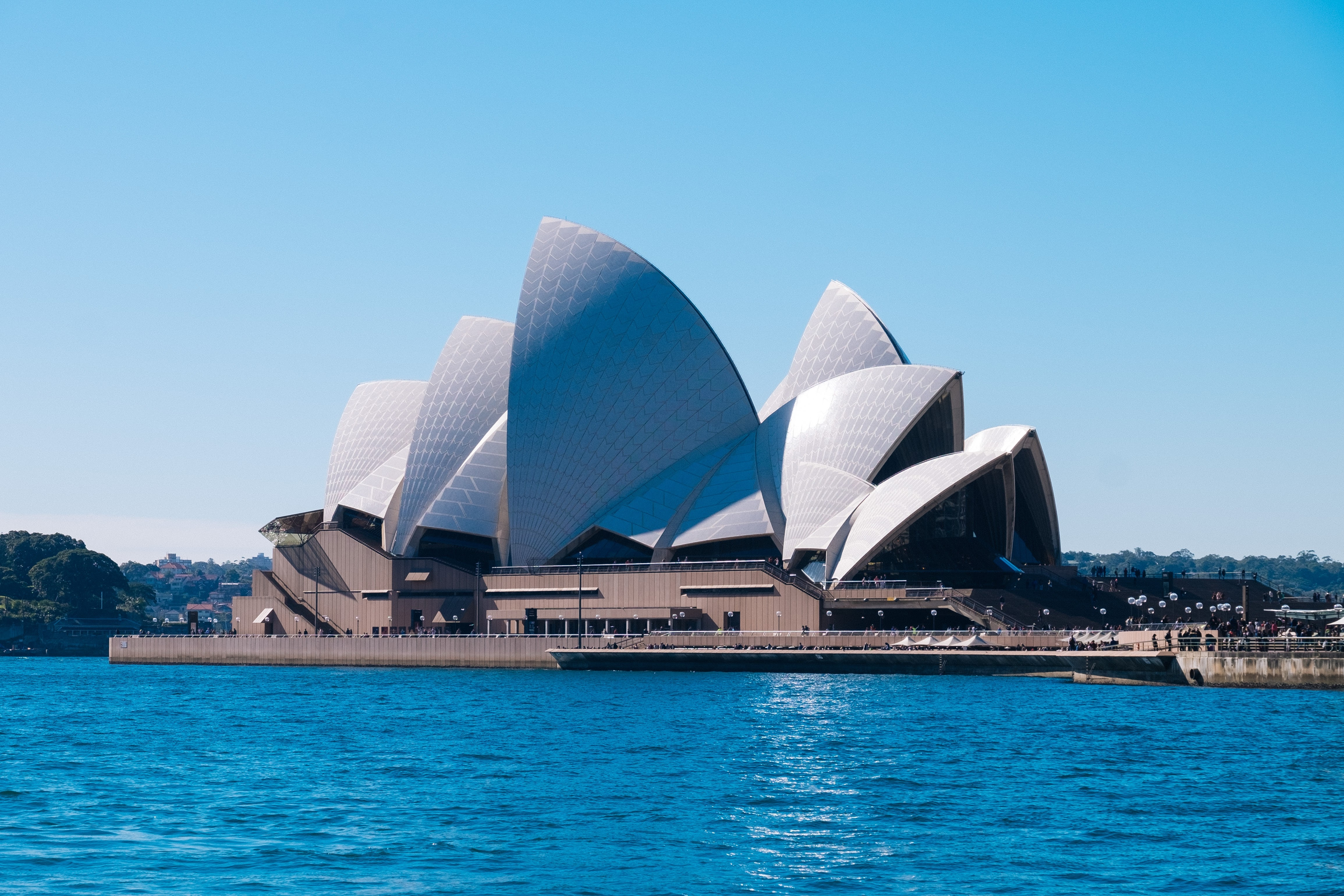 The Sydney Opera House, A building that changed a country!