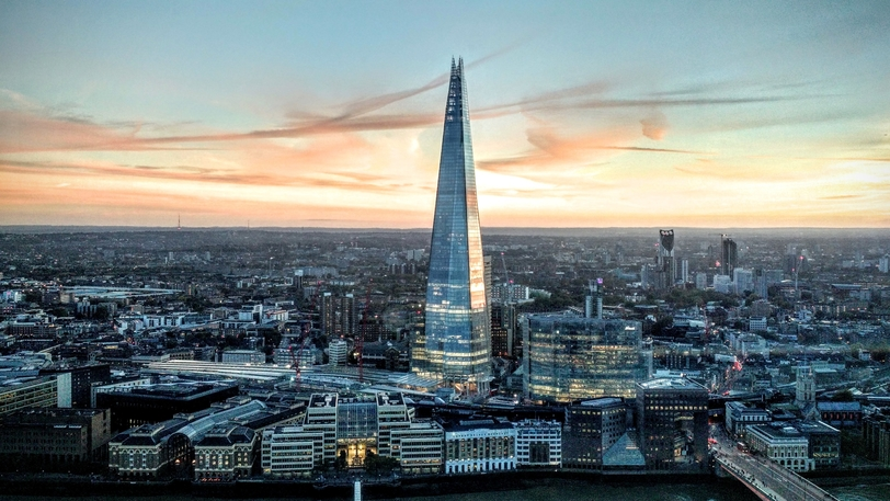 THE SHARD: A vertical city