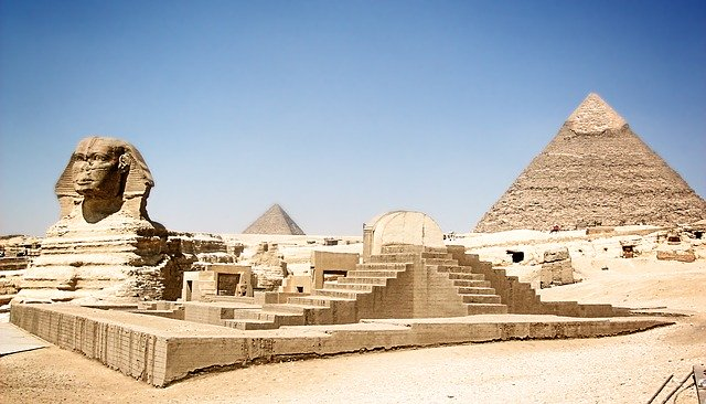 THE GREAT PYRAMID OF GIZA: LAST AMONG THE ANCIENT WONDERS OF THE WORLD