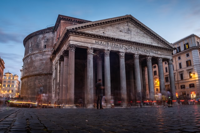 """The Pantheon"" -House of all Gods, an Architectural Marvel"