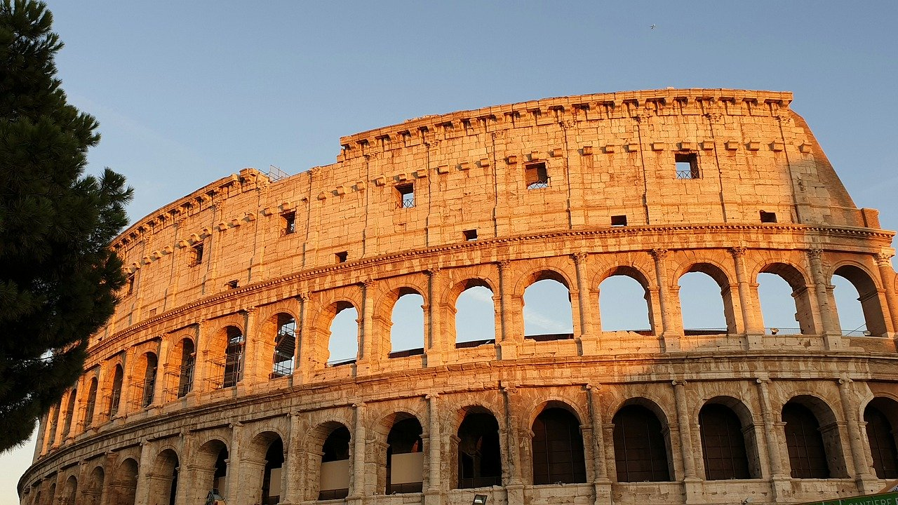Roman Architecture – Reliving the history