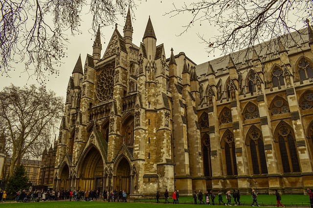 Westminster Abbey – A splendid mixture of Architectural Styles