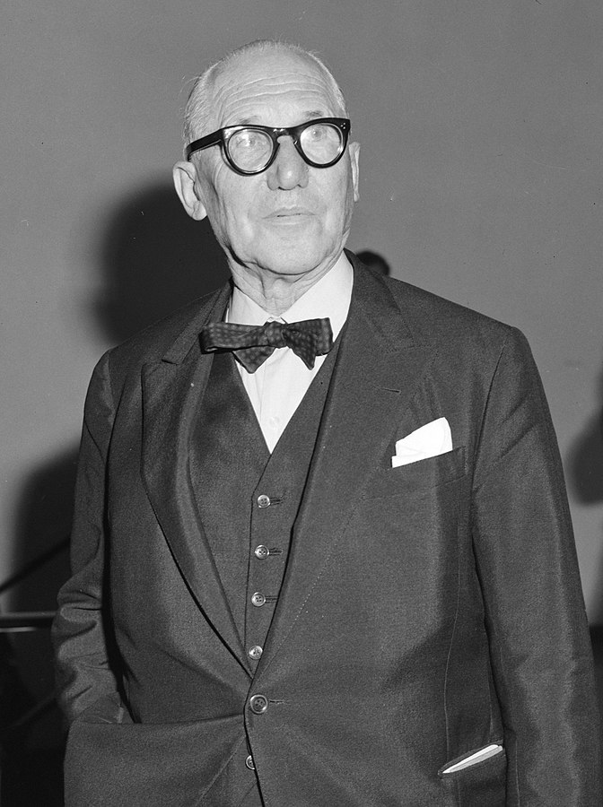 LE CORBUSIER- A Pioneer of the Modern Architecture