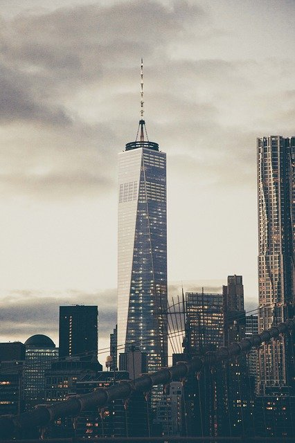 ONE WORLD TRADE CENTER: REBIRTH OF NEW YORK's SOUL