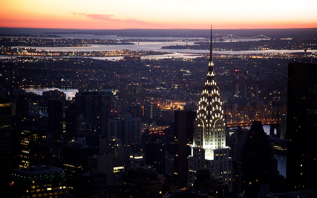 Hot Jazz in Stone and Steel: The Chrysler Building
