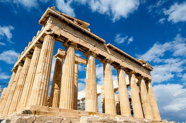ARCHITECTURE OF PARTHENON: THE EPITOME OF GREEK ARCHITECTURE