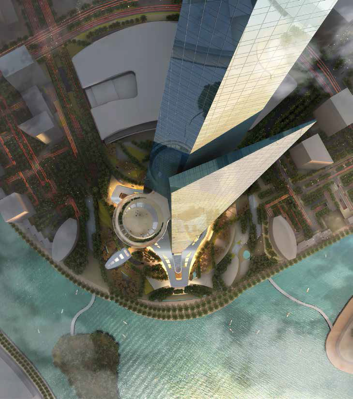 JEDDAH TOWER: SKYSCRAPER OF THE FUTURE
