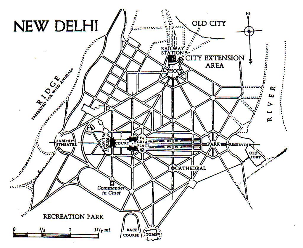 Lutyen's Delhi 02