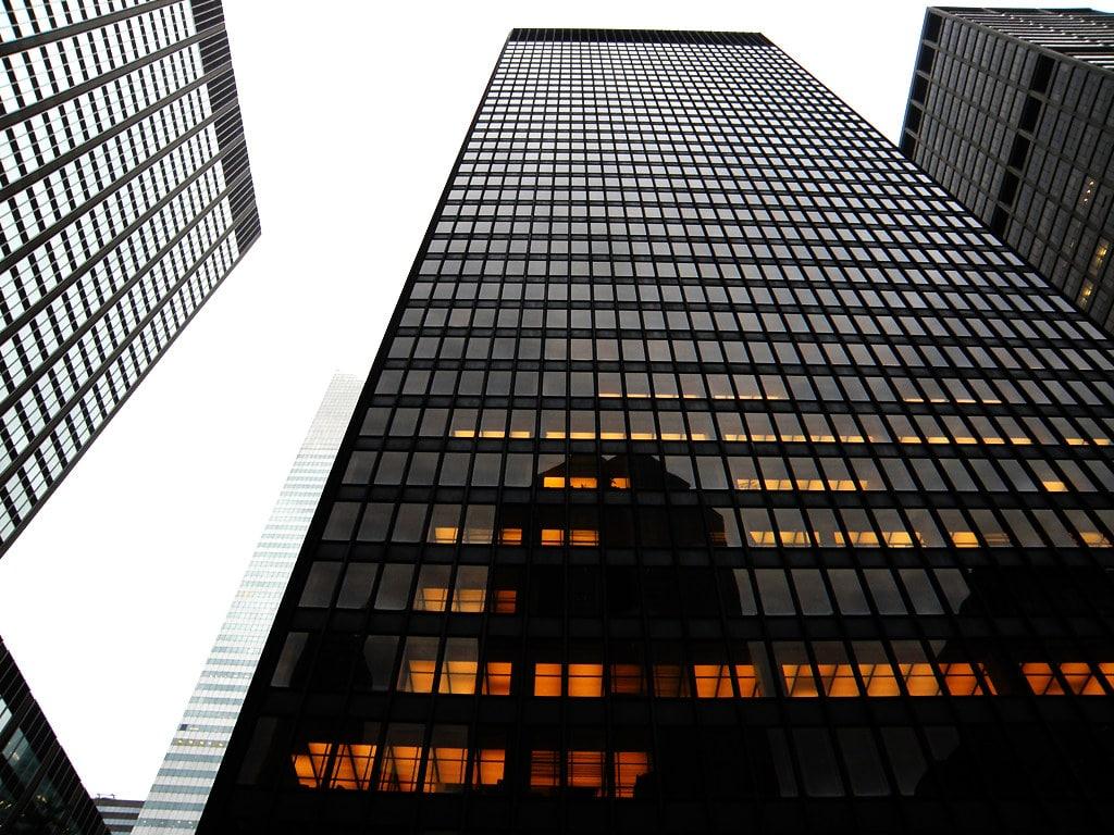 The Segrams Building- 02 modernist architecture