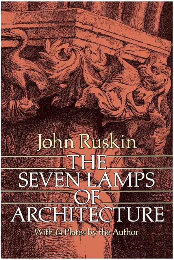 the seven lamps of architectuew