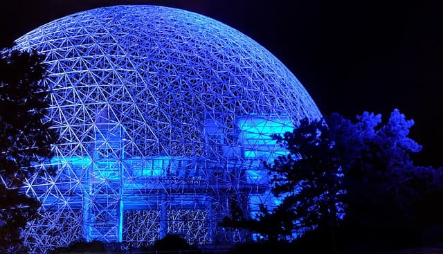 Geodesic Dome: An Invention that changed the World!