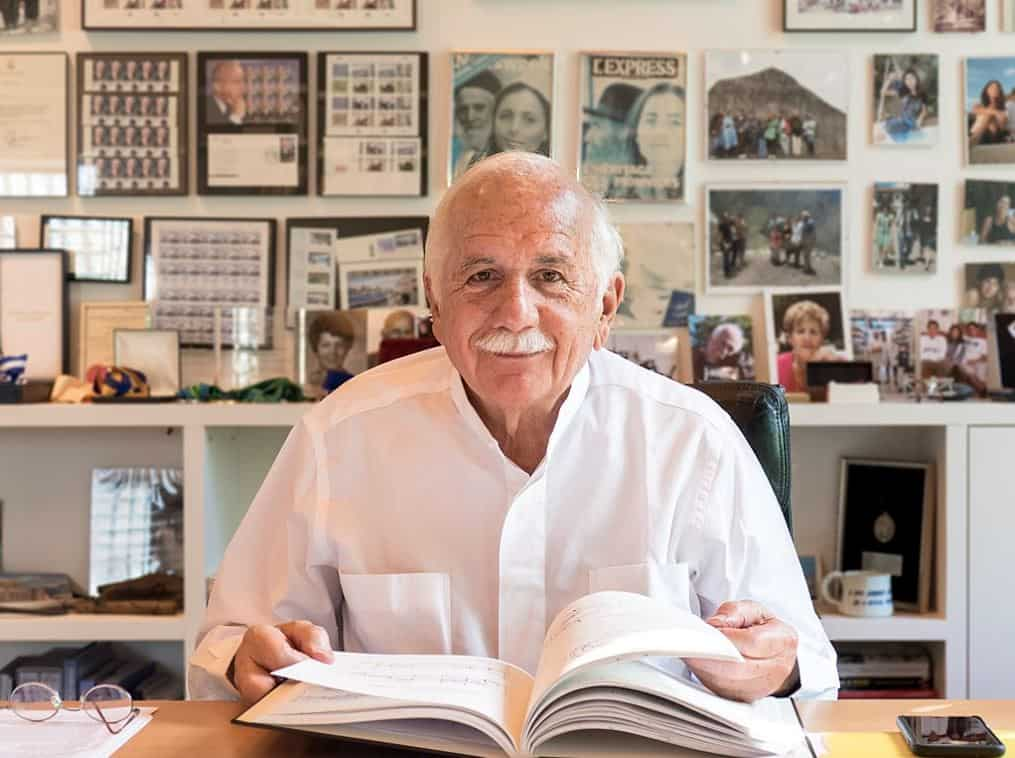Architect Moshe Safdie and his marvelous Works!